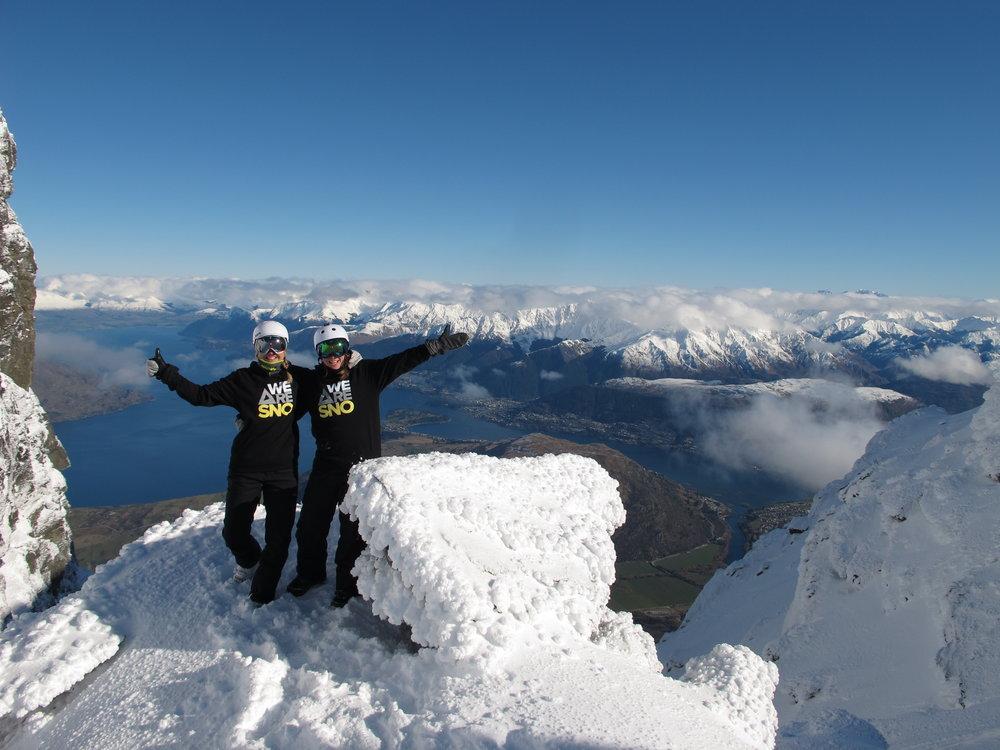 Canada Landscape Ski We Are Sno