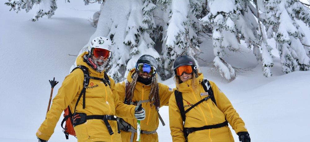 Ski Instructors We Are Sno