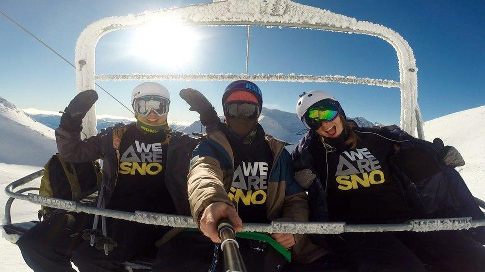 Ski Lift We Are Sno Ski Instructors