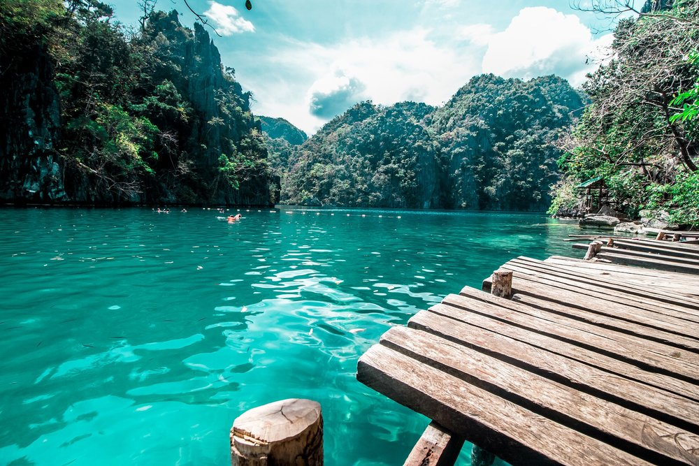 Philippines-Water-Bay