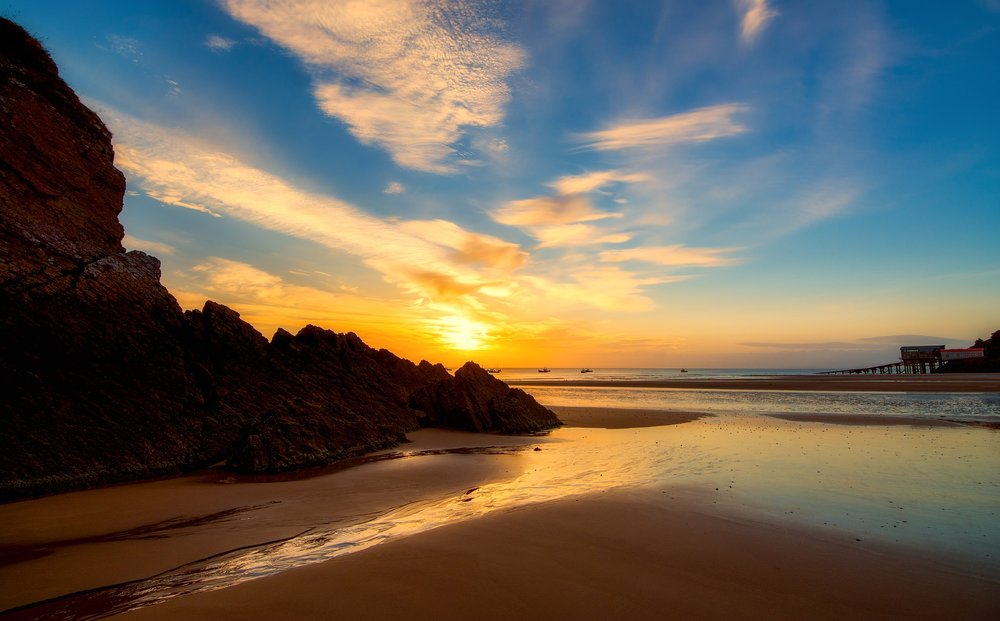 The Pembrokeshire Coast is one of the UK's most naturally beautiful areas.