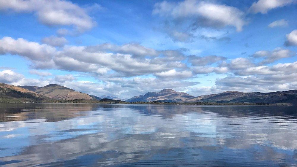 Loch-Lomond-Lake