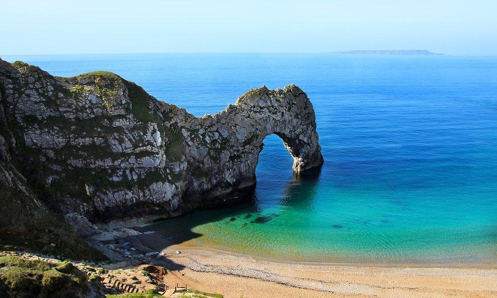 Cornwall-Arch-Rock-Formation