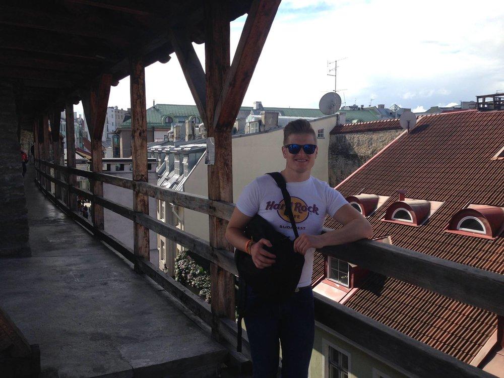 Tallinn-City-Walls-Tourist