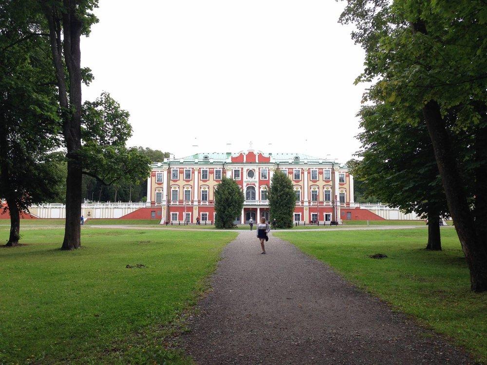 Kadriorg-Palace-Tallinn-Estonia