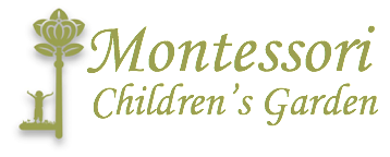 Montessori Children 39 S Garden