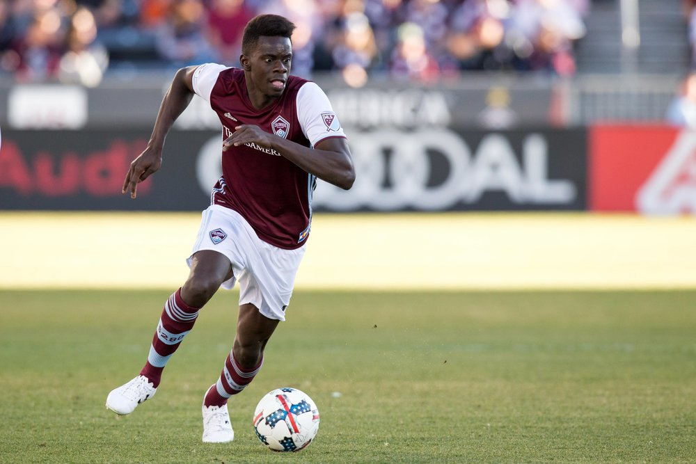 "<a href=""http://properformance.guru/dominique-badji"">Dominique Badji</a><strong> Colorado Rapids</strong>"