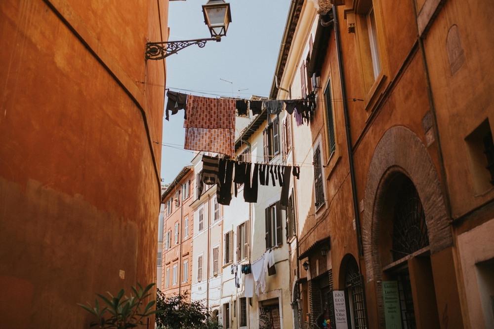 A week in Trastevere