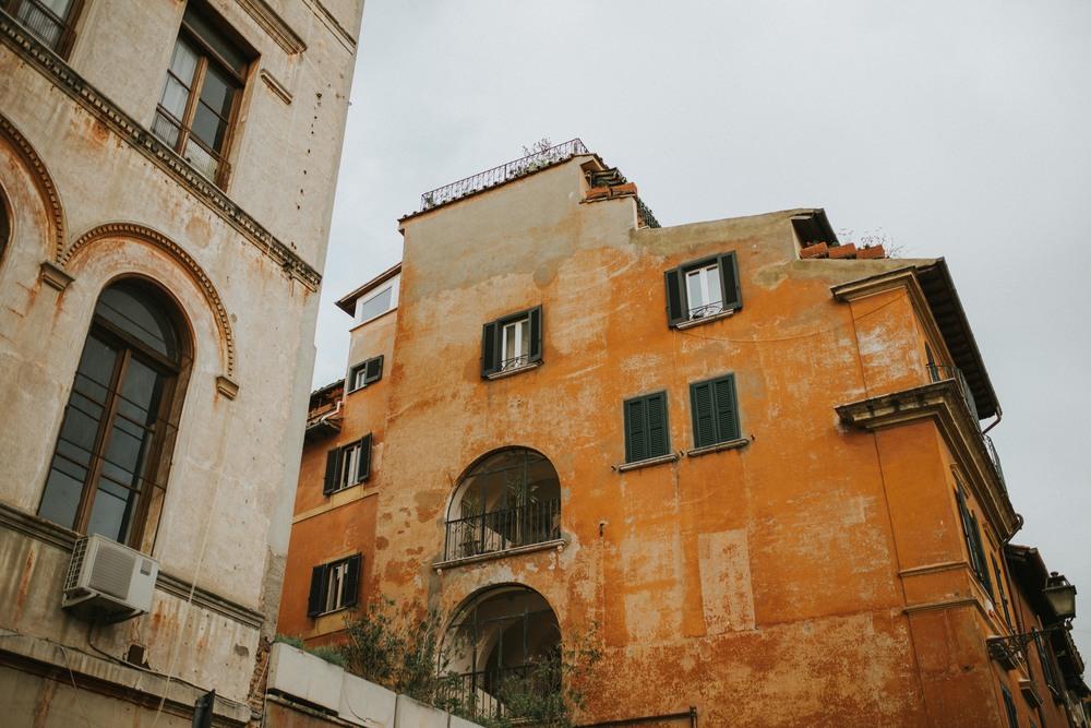 Trastevere guide Italy