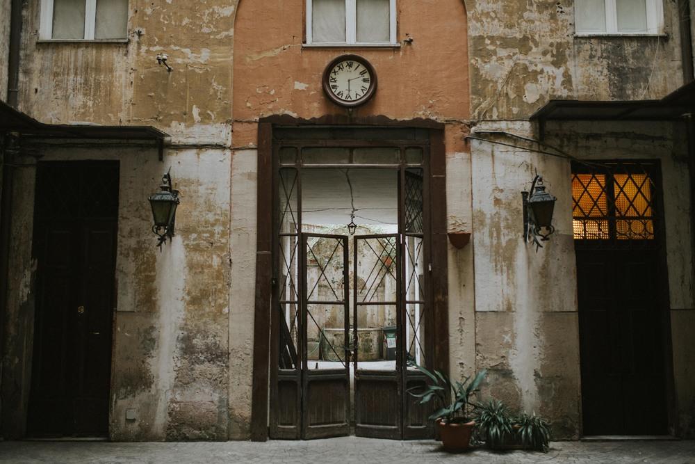 Rustic Trastevere