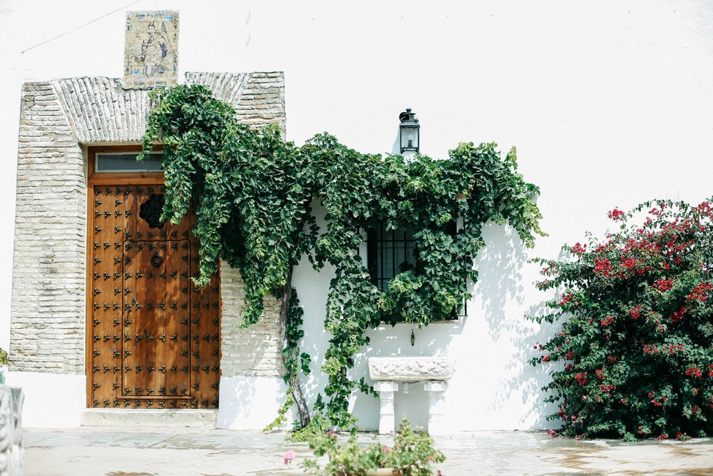 Natural authentic and intimate wedding venues Andalusia Spain