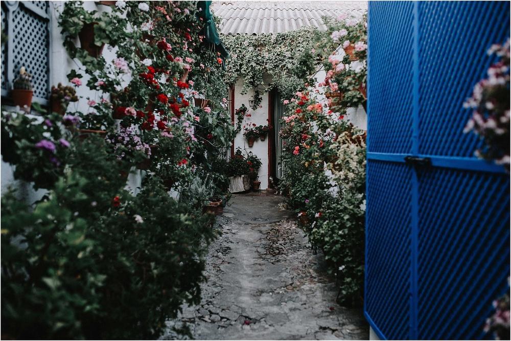 The patios of Cordoba - Wedding inpiration