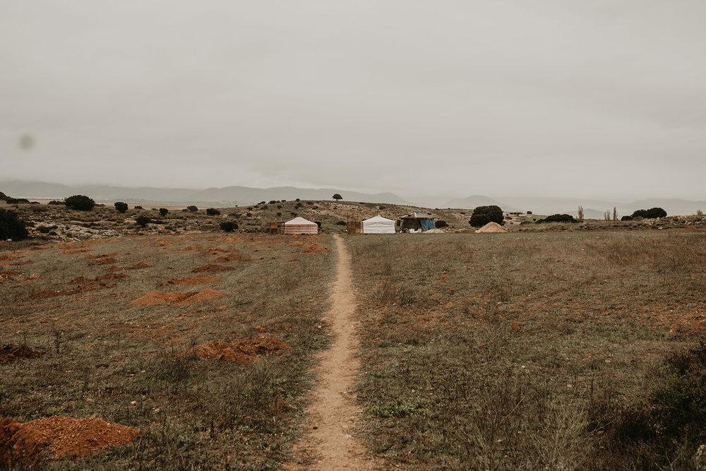 Camp Altiplano
