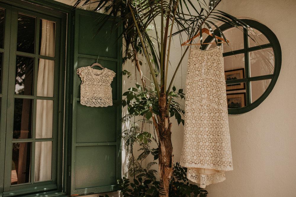 bohemian wedding dress immacle