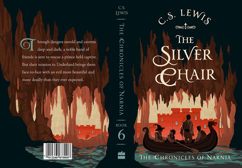 The silver chair book - Thesilverchair Copyxc Jpg