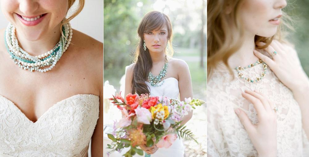 Fotos:  Something Turquoise ,  Devon Donahoo  y  Rachel Solomon .