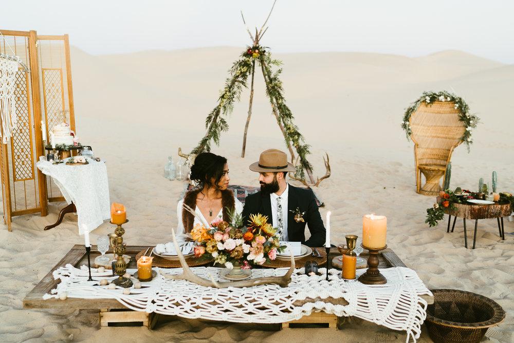 Frida enamorada boda en el desierto de baja california mexico
