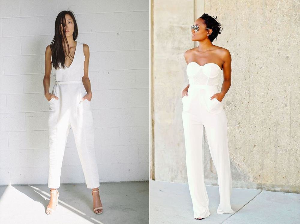 Jumpsuits:  Elizabeth Suzann  y    The D  aileigh .