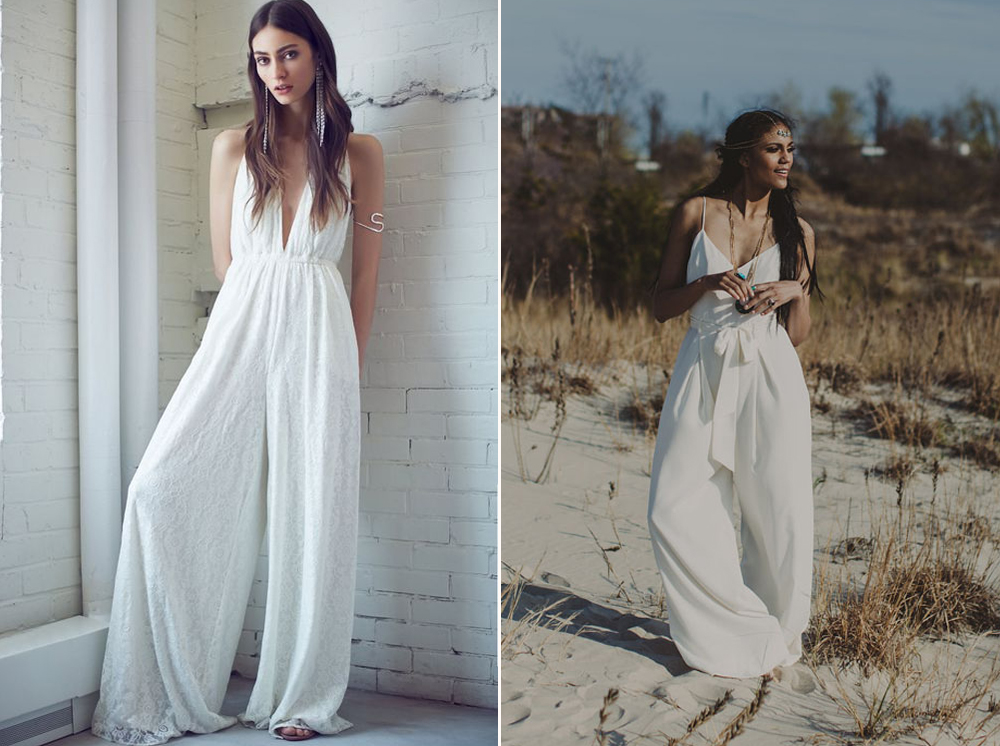 Jumpsuit:  Free People  // Foto:  Chellise Michael  / Jumpsuit:  Rebecca Schoneveld .