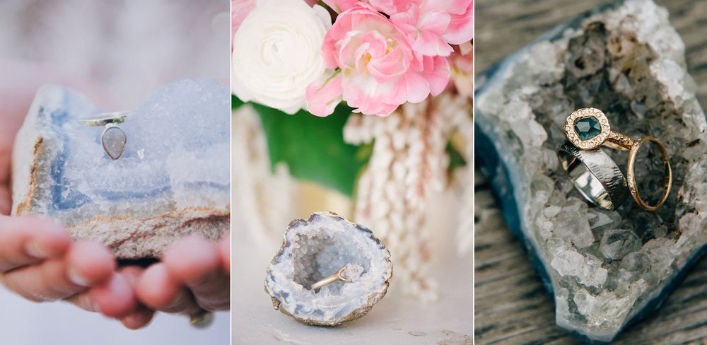 Fotos:  Lauren Pretorius ,  Blush Wedding Photography  y  Sara Monika .
