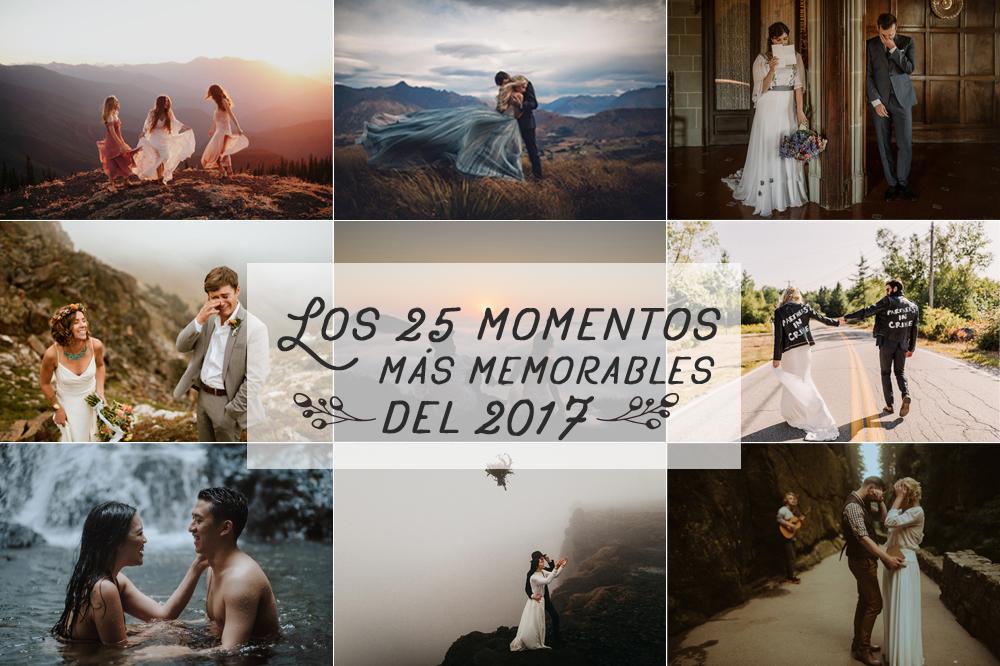 los 24 momentos más memorables del 2017