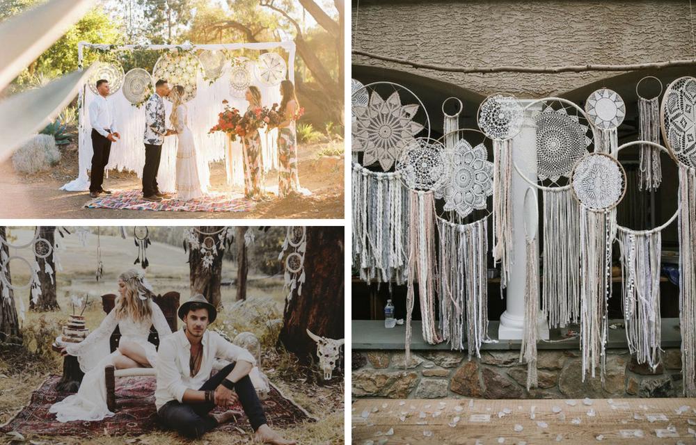 Foto:  The poffs  y  Enchanted Wedding Photography