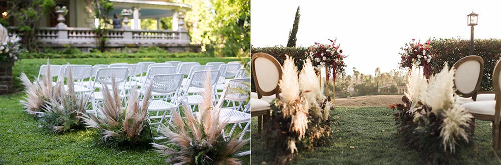 Diseño Floral:  Sweet Root Village  Fotografía:  Ashley Bee Photography