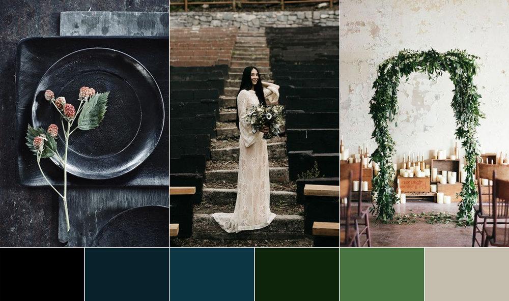 bodas de invierno