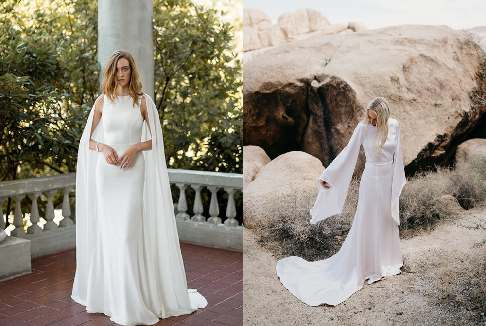 Vestidos:  Davie and Chiyo  y  Hayes Bridal