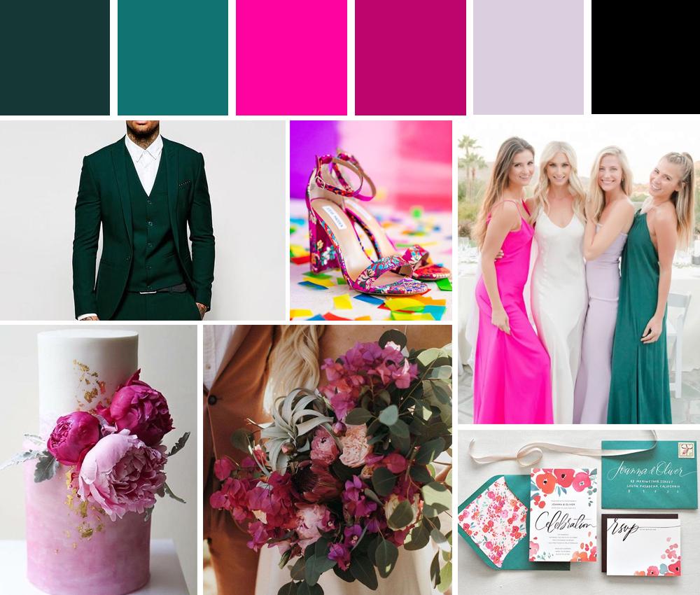 colores para boda