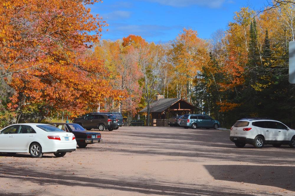 Town Park Parking Lot