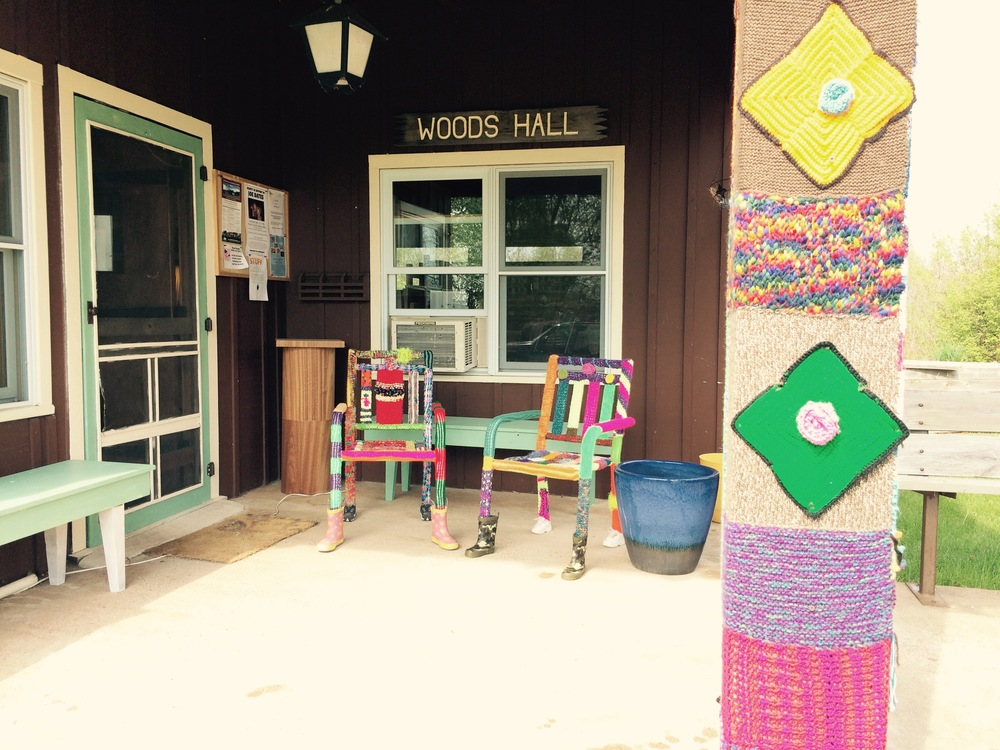 Woods Hall Craft Shop