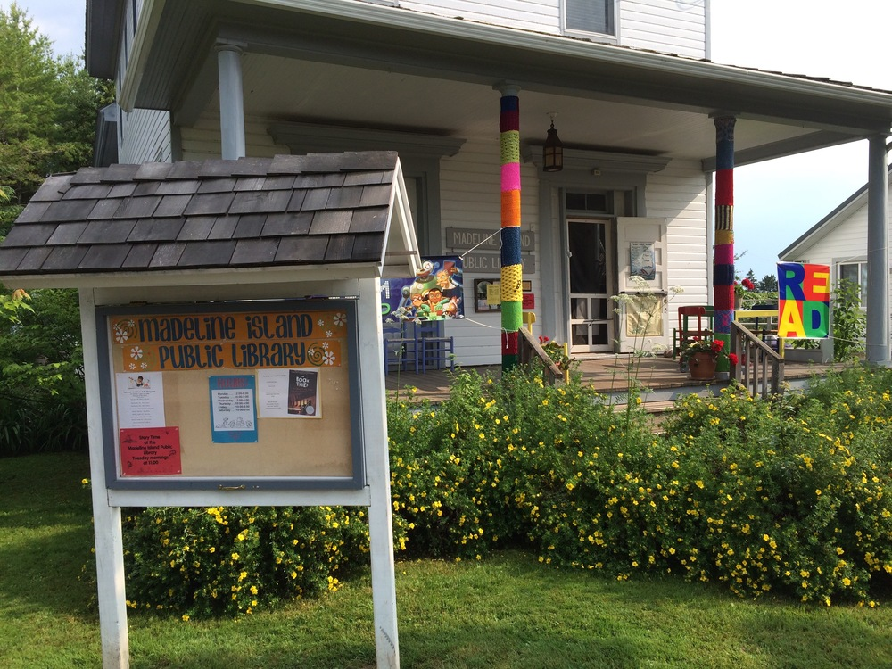 Madeline Island Library