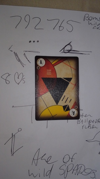 Pink Floyd deck comparison to RV drawing.
