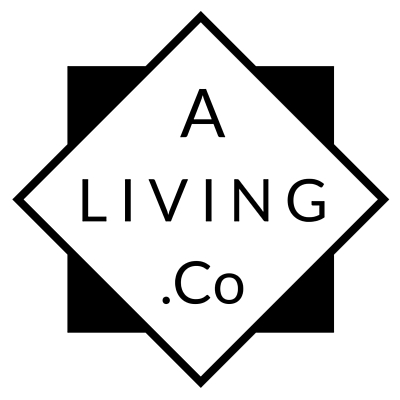 A LIVING .Co Logo