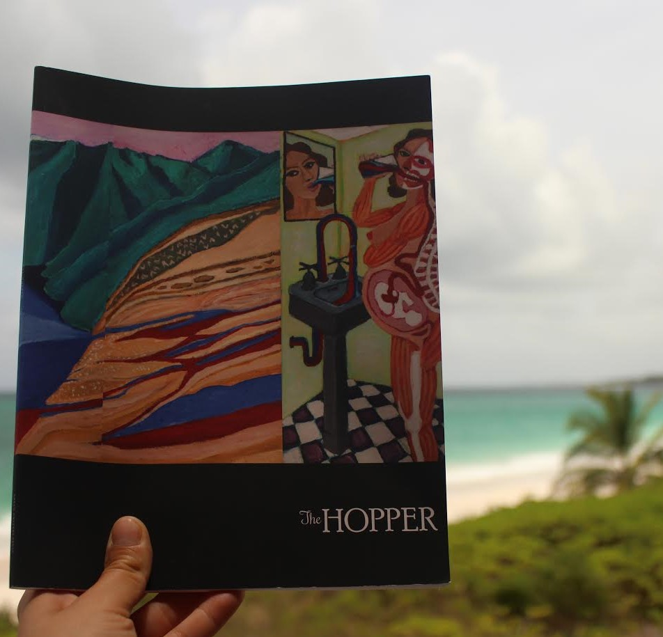 The Hopper , Issue II, 2017