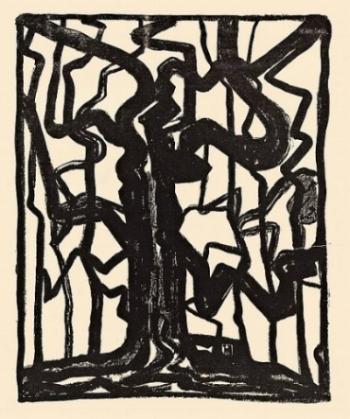 JACOBA VAN HEEMSKERCK COMPOSITIE (BOOM) / COMPOSITION (TREE)