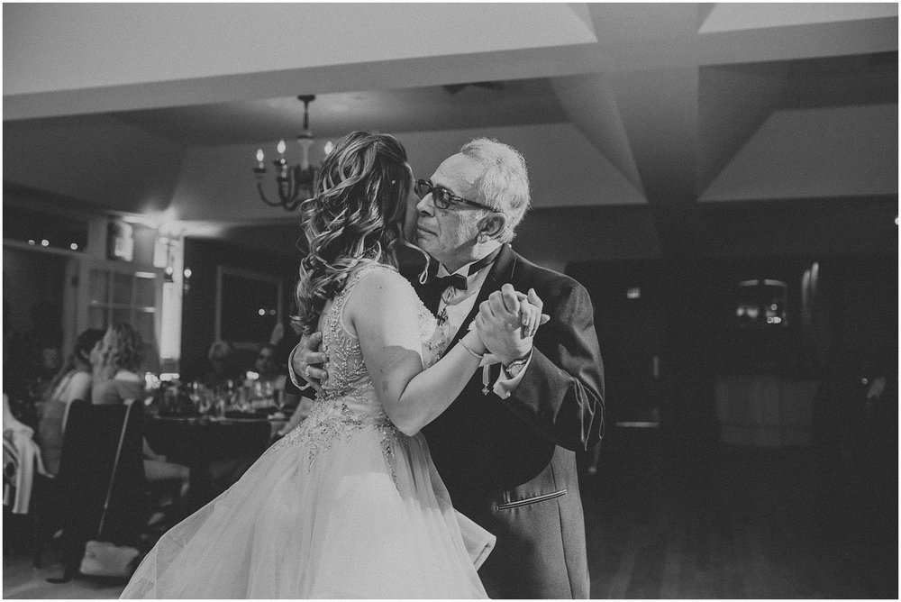 Father Daughter dance at Rock Island Lake Club in New Jersey