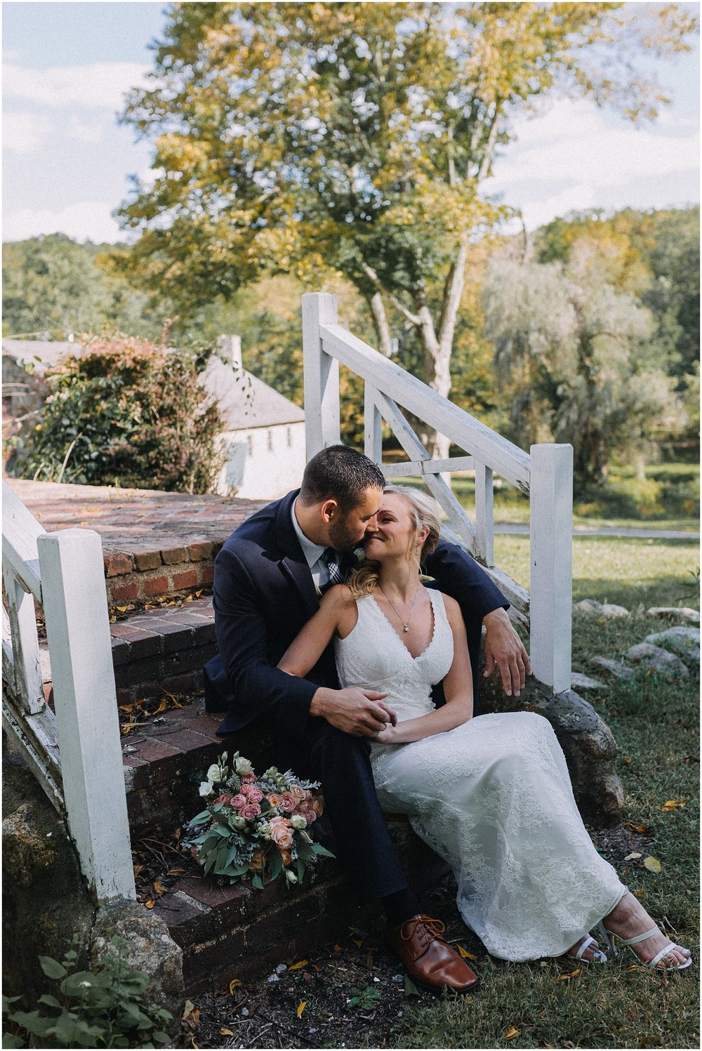 waterloo-village-waterloo village-wedding-outdoor wedding-rustic-boemian-new jersey-bride-groom-wedding party-davids bridal-wedding dress-wedding-first kiss-intimate wedding_0367.jpg
