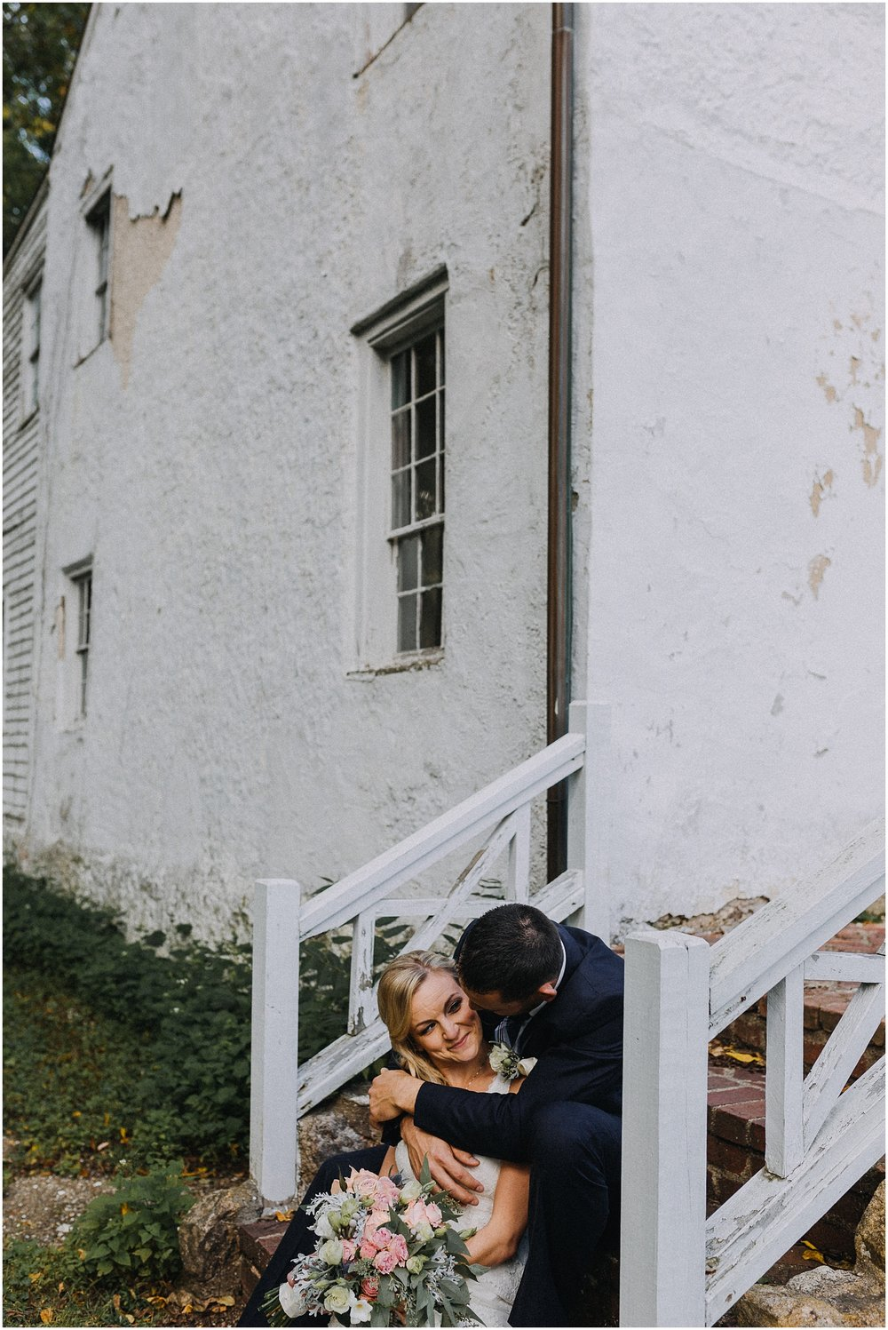 waterloo-village-waterloo village-wedding-outdoor wedding-rustic-boemian-new jersey-bride-groom-wedding party-davids bridal-wedding dress-wedding-first kiss-intimate wedding_0369.jpg