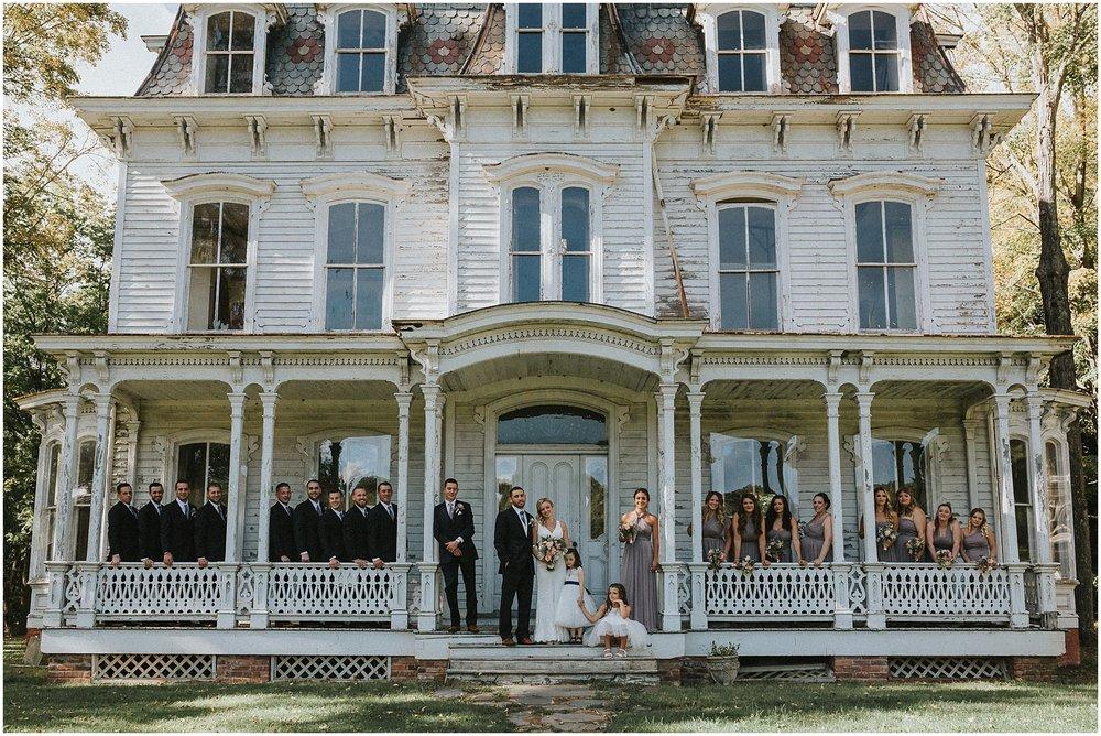 waterloo-village-waterloo village-wedding-outdoor wedding-rustic-boemian-new jersey-bride-groom-wedding party-davids bridal-wedding dress-wedding-first kiss-intimate wedding_0378.jpg