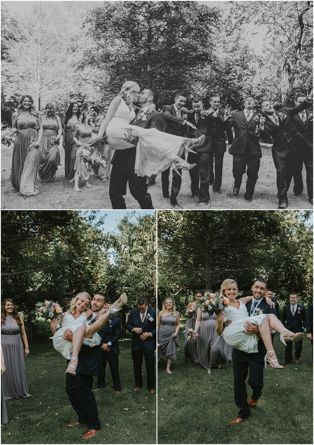 waterloo-village-waterloo village-wedding-outdoor wedding-rustic-boemian-new jersey-bride-groom-wedding party-davids bridal-wedding dress-wedding-first kiss-intimate wedding_0381.jpg