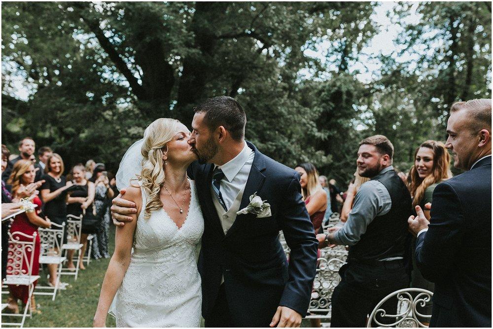 waterloo-village-waterloo village-wedding-outdoor wedding-rustic-boemian-new jersey-bride-groom-wedding party-davids bridal-wedding dress-wedding-first kiss-intimate wedding_0386.jpg