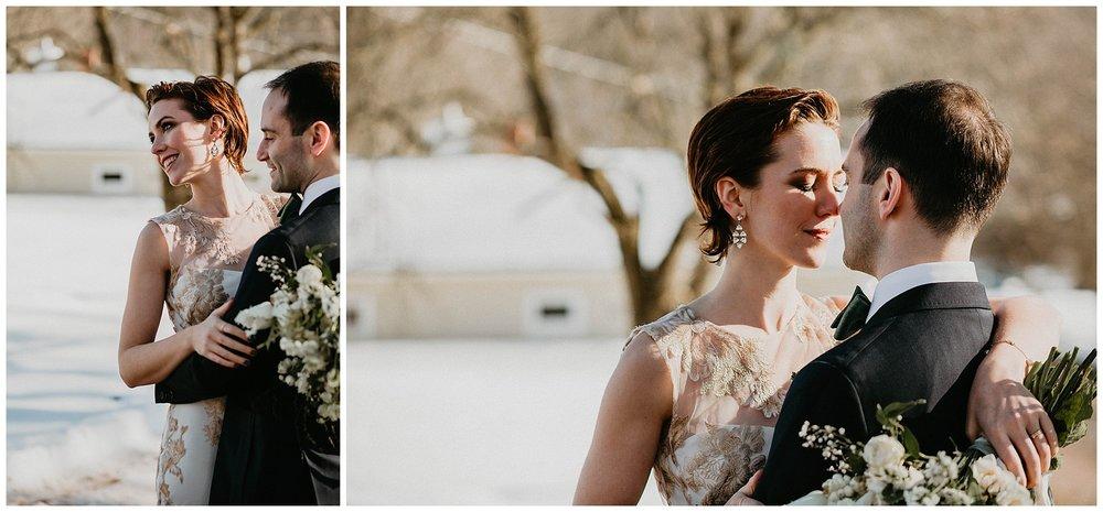 Pocono Winter Wedding with Bride and Groom_0152.jpg