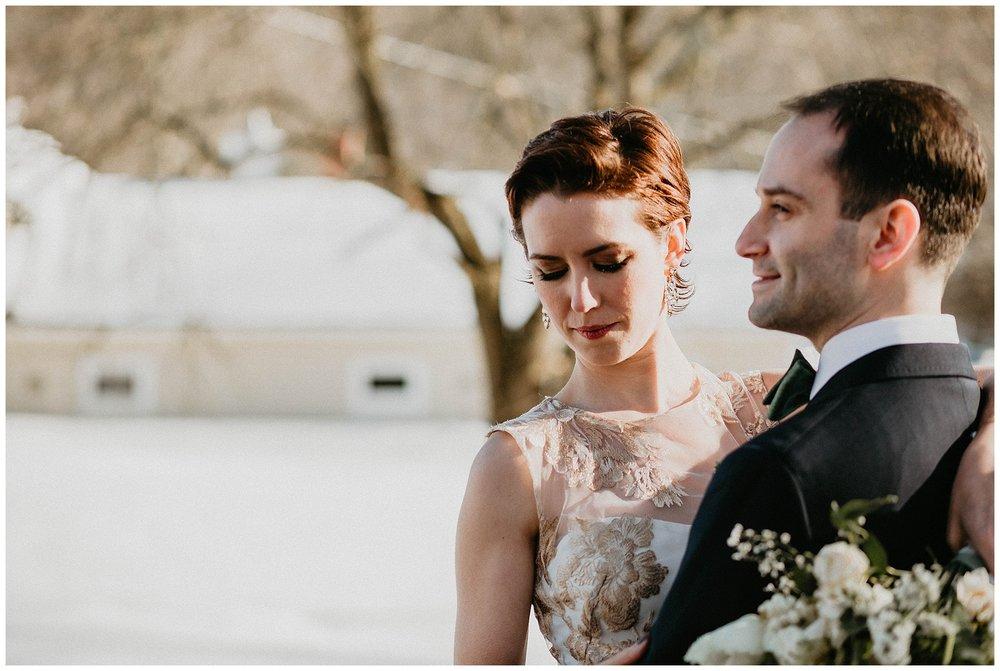 Pocono Winter Wedding with Bride and Groom_0153.jpg