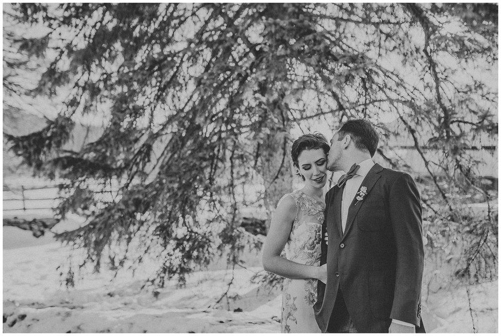 Pocono Winter Wedding with Bride and Groom_0197.jpg
