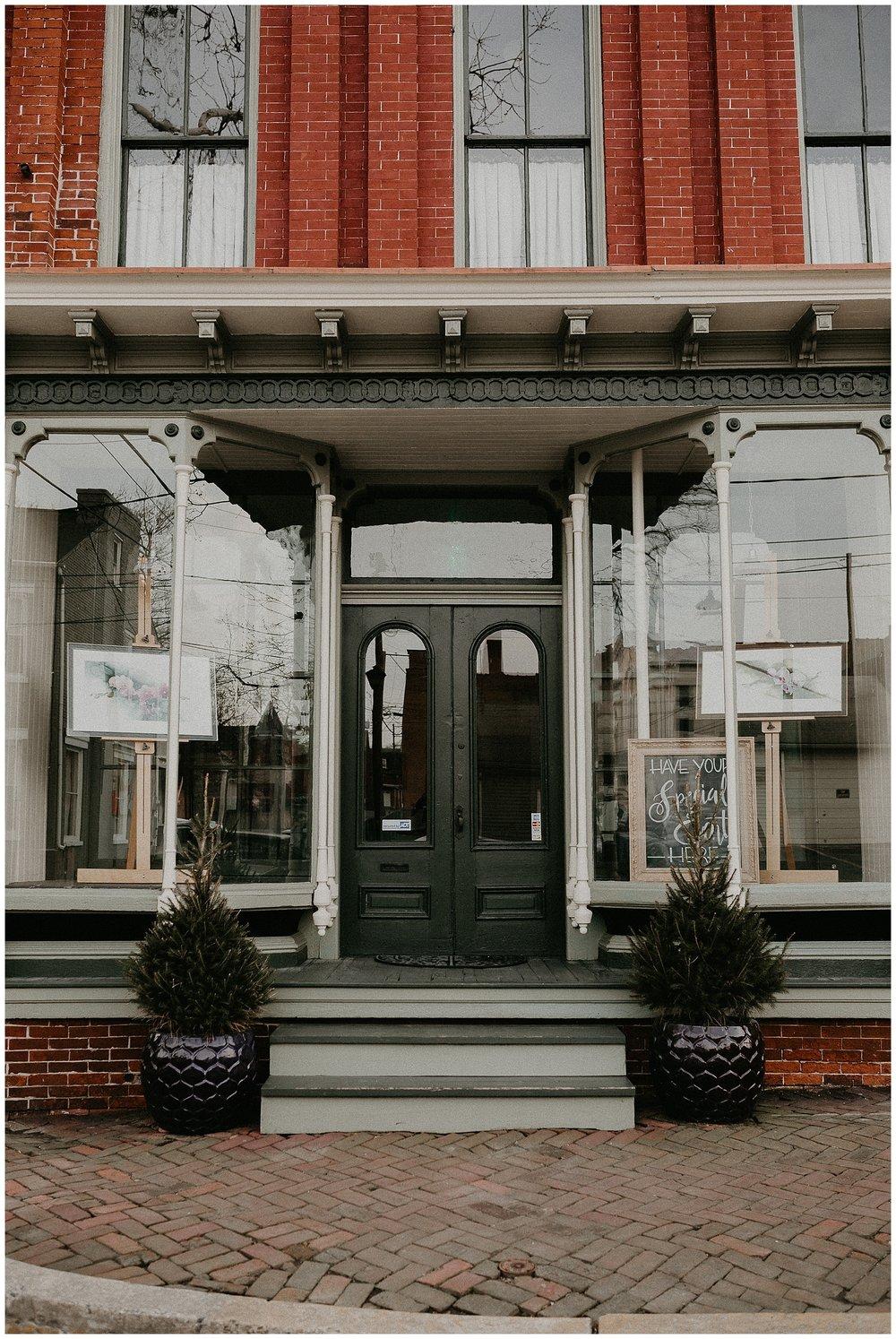Intimate Coffeeshop Wedding at Garths Art Gallery in Columbia Lancaster Pennsylvania_0291.jpg