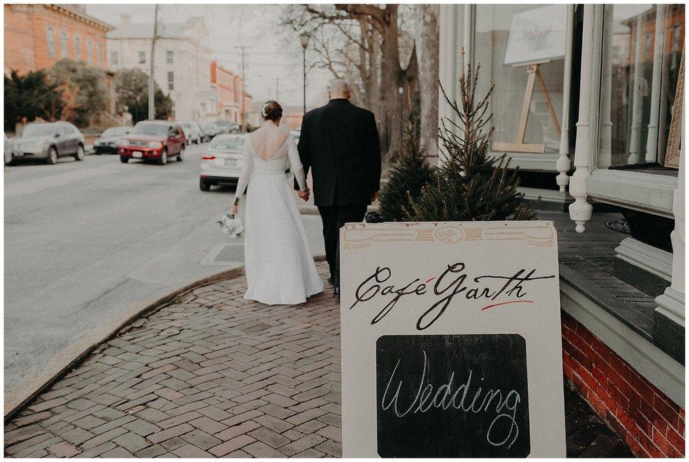 Intimate Coffeeshop Wedding at Garths Art Gallery in Columbia Lancaster Pennsylvania_0349.jpg