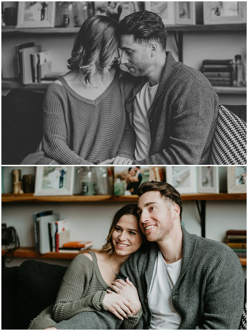 Warm and Cozy Winter Lifestyle In Home Engagement Session_0008.jpg