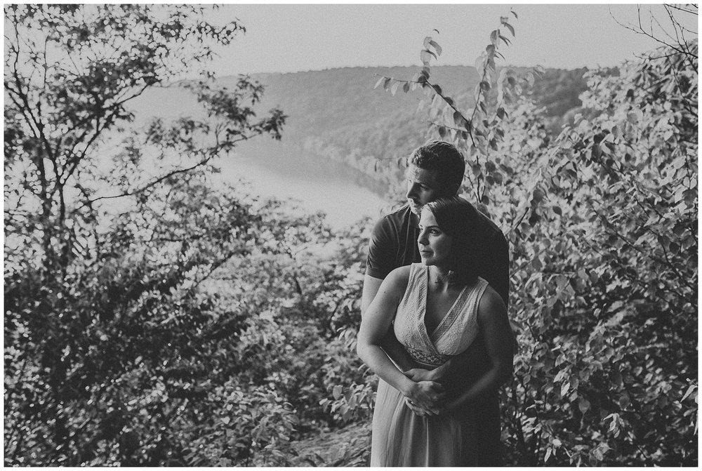 Summer sunset fun and loving Engagement Session at Pinnacle Overlook in Holtwood, Lancaster County Pennsyovania_0182.jpg